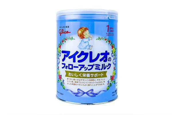 Sữa Glico Icreo số 1 820g 1 - 3 tuổi Nhật Bản