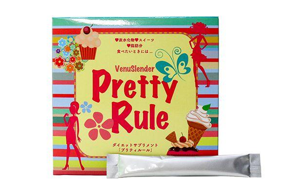 Bột giảm cân Venuslender Pretty Rule
