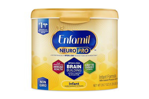 Sữa bột Enfamil Neuro Pro NON-GMO Infant Formula 587g