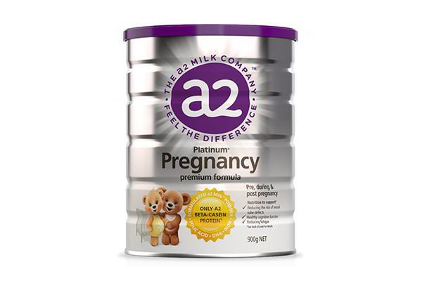 Sữa cho mẹ bầu A2 Platinum Premium pregnancy formula 900g