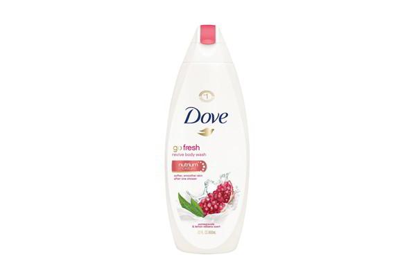 Sữa tắm hương lựu, chanh thảo mộc của Mỹ Dove Go fresh Revive loại 500ml