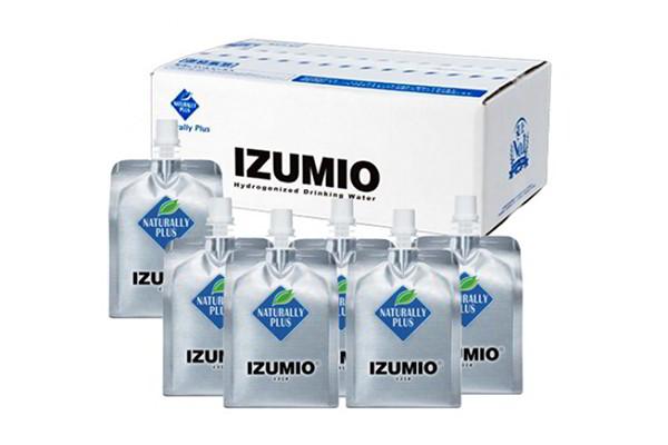 Nước uống giàu hydro chống ung thư izumio thùng 30 gói