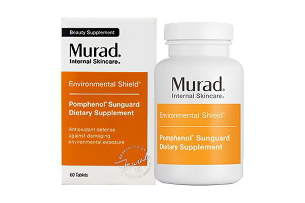 Viên uống chống nắng nội sinh Murad Environmental Shield chiết xuất từ Lựu - 60 viên