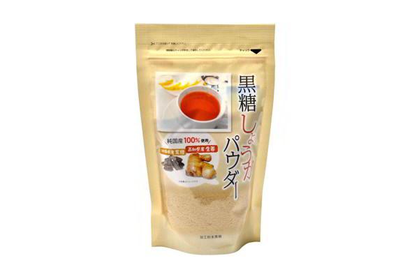 Bột trà gừng đường đỏ Nhật Bản 250g