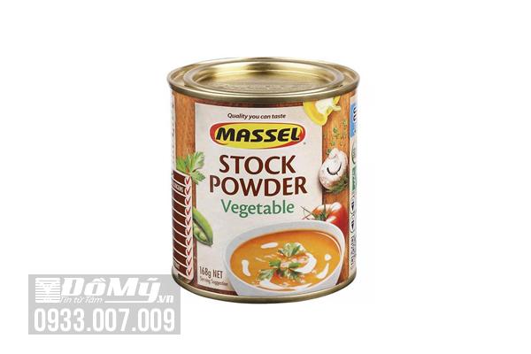 Bột nêm MASSEL dành cho bé biếng ăn 168g của Úc