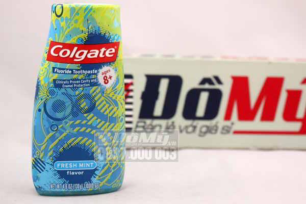 Kem đánh răng trẻ em Colgate 130g của Mỹ