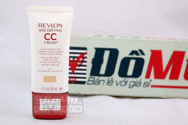 Kem nền trang điểm CC cream Revlon Age Defying 30ml của Mỹ