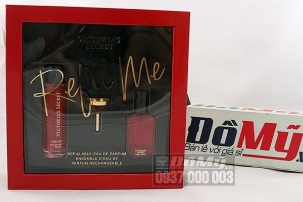 Set nước hoa nữ Victoria's Secret  Very Sexy Refill Me của Mỹ
