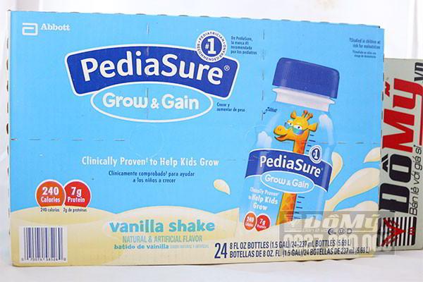 Sữa nước Pediasure Grow and Gain 237ml của Mỹ