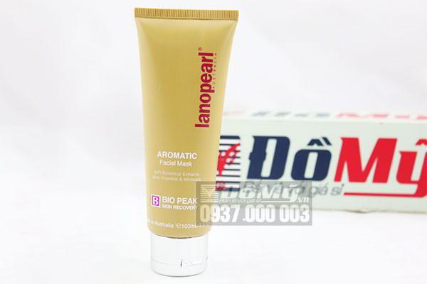 Mặt nạ dưỡng da thảo dược Lanopearl Aromatic Facial Mask 100 ml của Úc