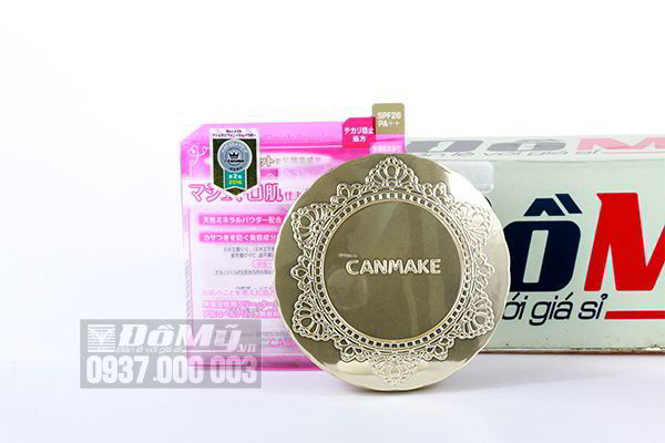 Phấn phủ Canmake Marshmallow Finish Powder SPF 26 PA