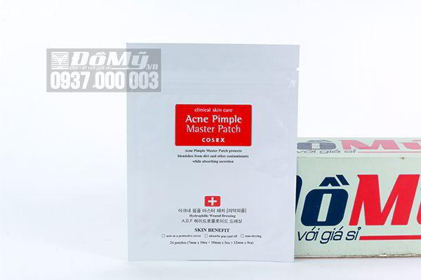 Miếng dán mụn Cosrx Acne Pimple Master Patch của Hàn Quốc