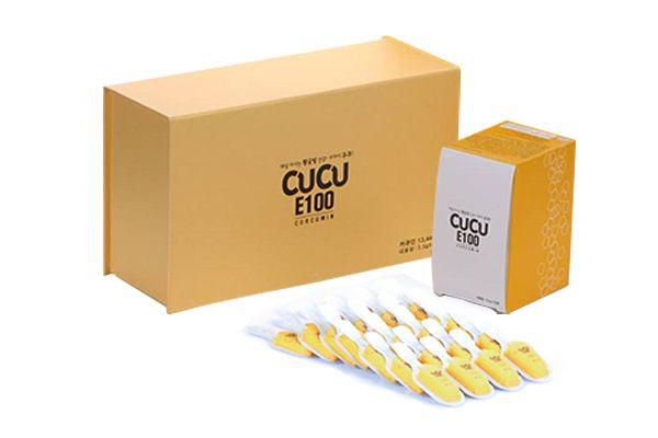 Tinh chất nghệ Cucu E100 Nano Hàn Quốc