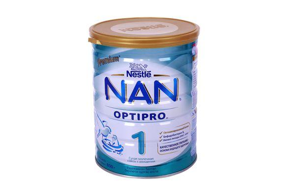 Sữa Bột Nestle NAN Optipro 1 800g của Nga