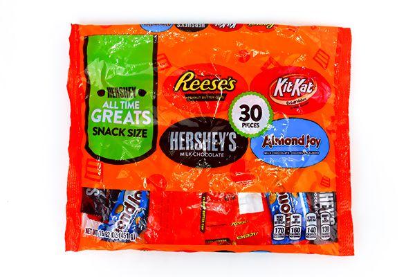 Kẹo socola tổng hợp 30 GÓI 451G - Mỹ