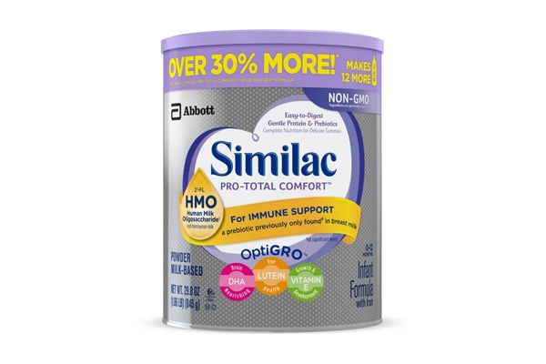 Sữa Similac Pro Total Comfort Infant Formula 845g