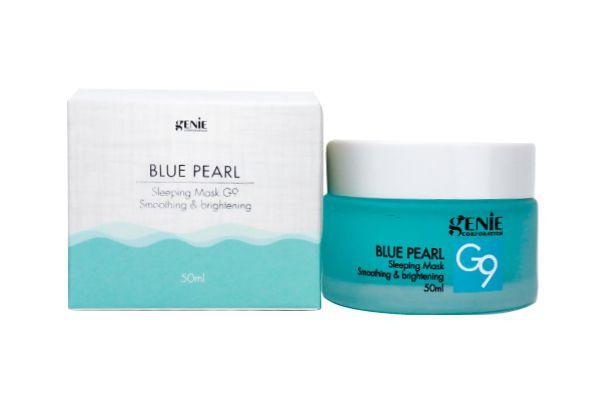 Mặt nạ cấp nước Blue Pearl Genie 50ml