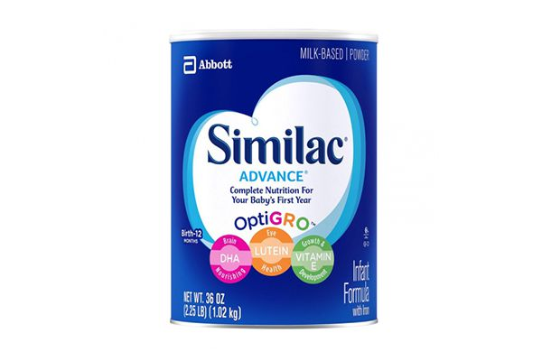 Sữa bột Similac Advance OptiGro 1.02kg