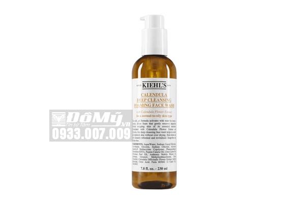 Sữa rửa mặt Kiehl's Calendula Deep Cleansing Foaming Face Wash 230ml - Mỹ
