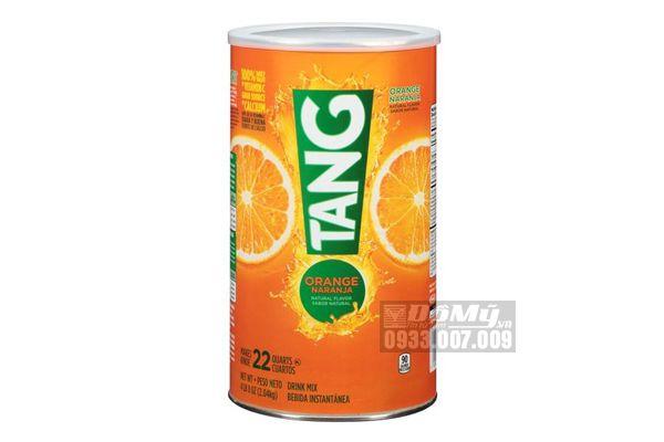 Bột pha nước cam Tang 2.04 kg của Mỹ