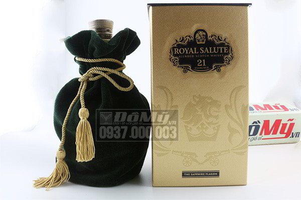 Rượu Royal Salute 21 Scotch Whisky