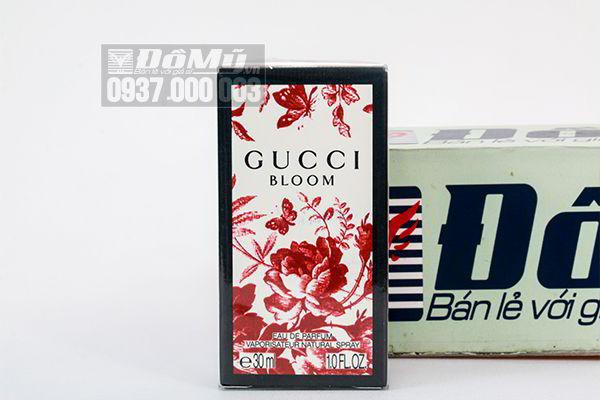 Nước hoa nữ Gucci Bloom Vaporisateur Natural Spray 30ml của Pháp