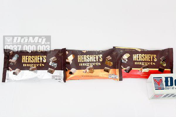 Kẹo Chocolate Hershey's Nuggets của Mỹ