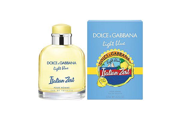 Nước hoa nam Dolce & Gabbana Light Blue Italian Zest EDT 125ml