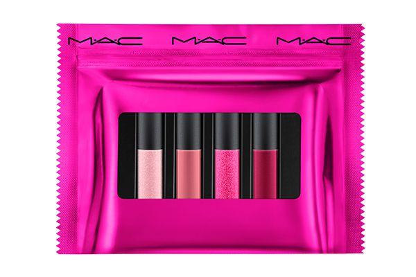 Set Son MAC Shiny Pretty Things Lip – FULLSIZE 3 Cây