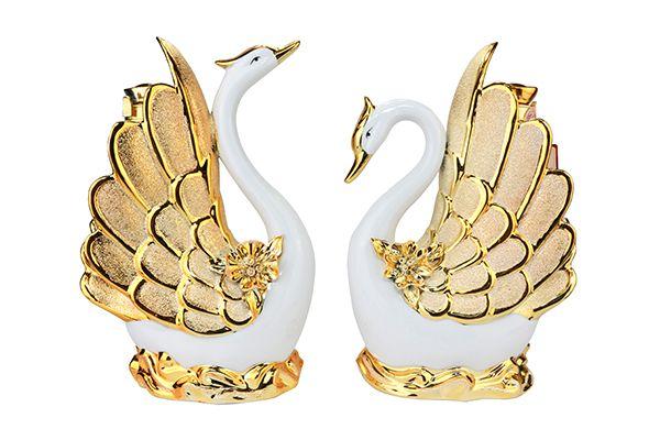 Rượu thiên nga sứ (cặp)