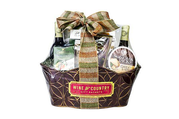 Giỏ quà Tết Xuân Kỷ Hợi Country Wine của Mỹ 2019 (DM01)