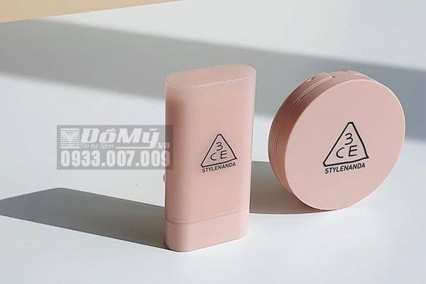 Kem Chống Nắng 3CE Dạng Thỏi Primer Sun Stick 18.5g SPF50+/PA++++