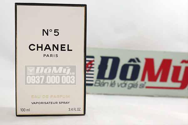 Nước hoa Chanel No.5 Eau De Parfum từ Pháp
