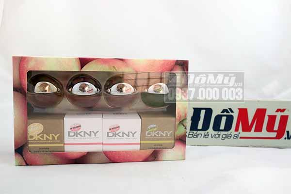 Bộ sản phẩm nước hoa Mini DKNY Be Delicious Fresh Blossom 7ml nữ