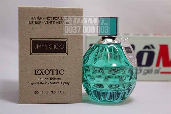Nước hoa JIMMY CHOO EXOTIC 100ml - Tester