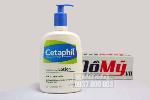 Sữa dưỡng thể, dưỡng ẩm CETAPHIL Moisturizing Lotion của Canada