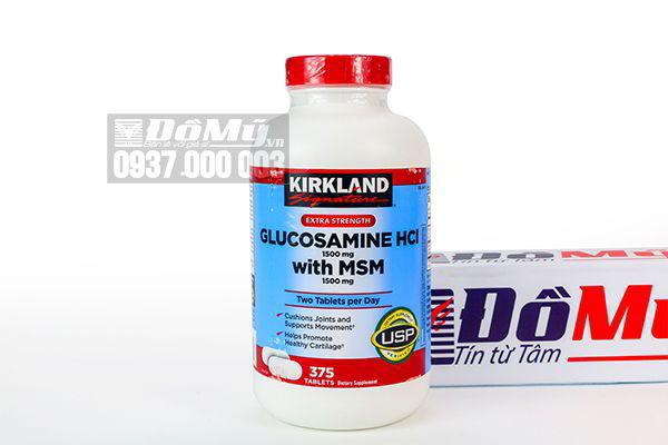 Nên sử dụng viên uống glucosamine chính hãng hay Sản phẩm sụn vi chính hãng?