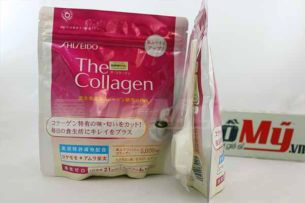 Shiseido The Collagen  dạng Bột 126g của Nhật bản