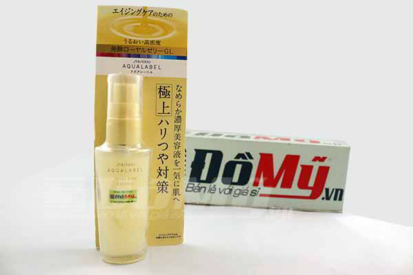 Tinh chất dưỡng da Aqualabel Royal Shiseido