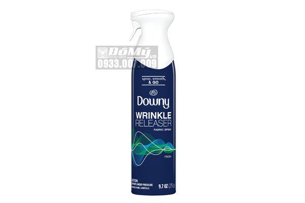 Nước Xịt Chống Nhăn, Khử Mùi Quần Áo Downy Wrinkle Releaser (275g)