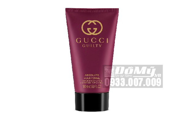 Dưỡng thể Gucci Guilty Absolute Pour Femme 150ml