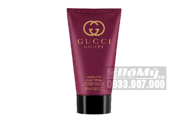 Dưỡng thể Gucci Guilty Absolute Pour Femme 150ml