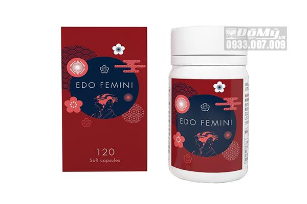 Viên uống điều hòa nội tiết tố nữ EDO Femini