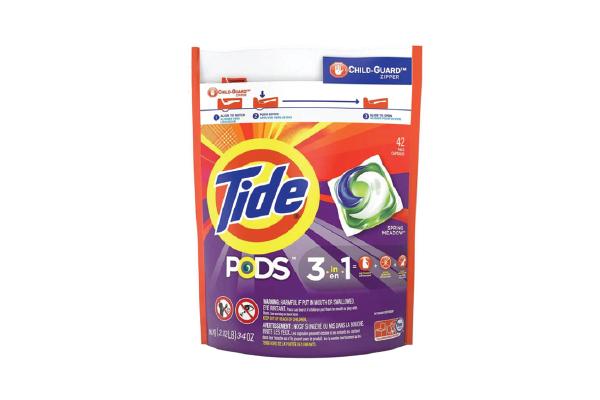 Viên giặt Tide bịch 42 viên