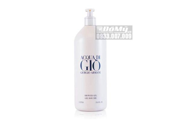 Sữa Tắm Nước Hoa Acqua Di Gio Giorgio Armani 1L