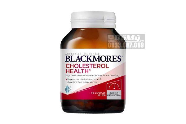 Viên Uống Giảm Mỡ Máu Blackmores Cholesterol Health 60 Viên