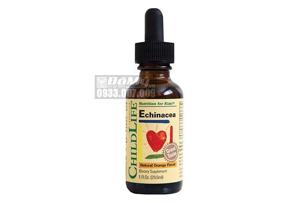 ChildLife Echinacea Tăng Đề Kháng Cho Bé 29.6ml