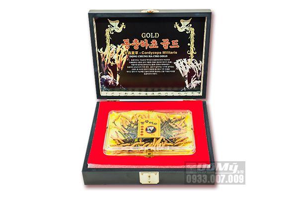 Đông Trùng Hạ Thảo Hàn Quốc Nguyên Con (hộp x 45g)