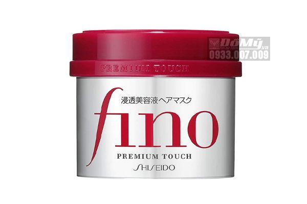 Kem Ủ Tóc Shiseido Fino Premium Touch - 230g Của Nhật Bản