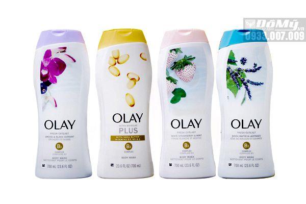 Sữa tắm Olay Fresh Outlast 700ml của Mỹ